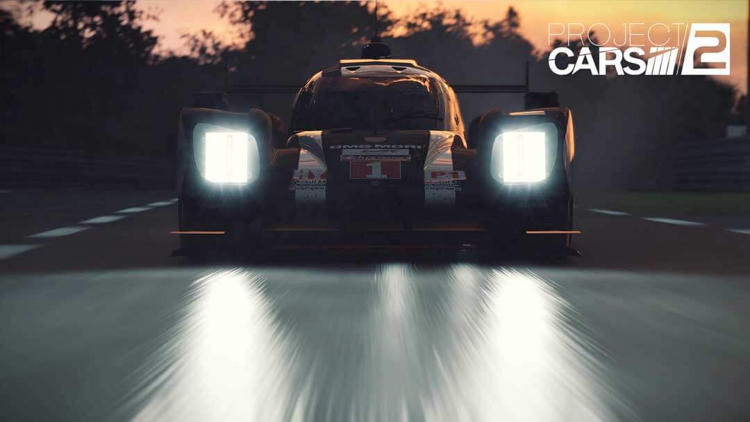 Project CARS 2 Spirt of Le Mans expansion Porsche 919 Hybrid 1