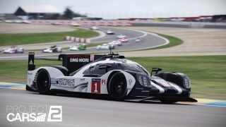 Project CARS 2 Spirt of Le Mans expansion Porsche 919 Hybrid 2