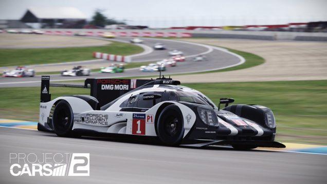 Project CARS 2 Spirt of Le Mans expansion Porsche 919 Hybrid 2