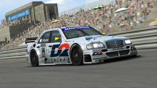 RaceRoom AMG-Mercedes C-Klasse DTM 1995 1
