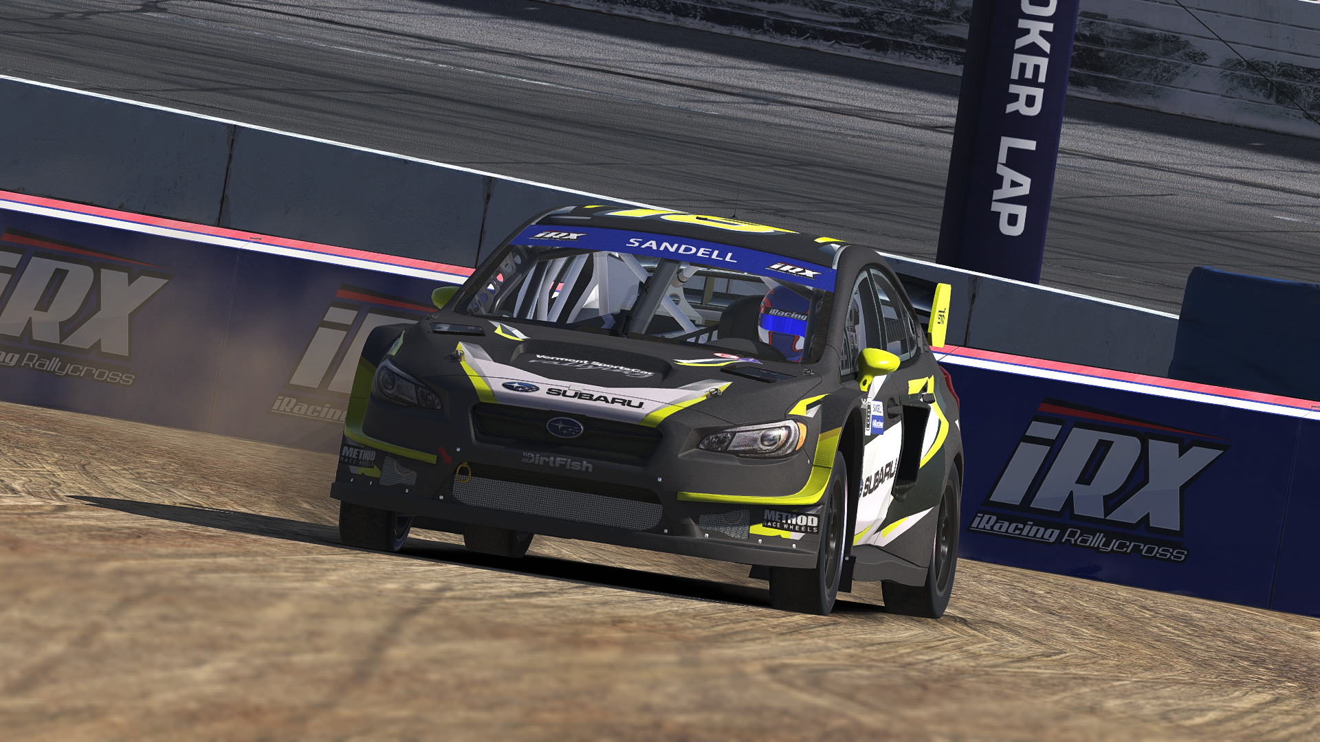 iRacing 2018 season 3 build Subaru WRX STI VT17x Rallycross Supercar 1