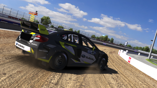 iRacing 2018 season 3 build Subaru WRX STI VT17x Rallycross Supercar 3