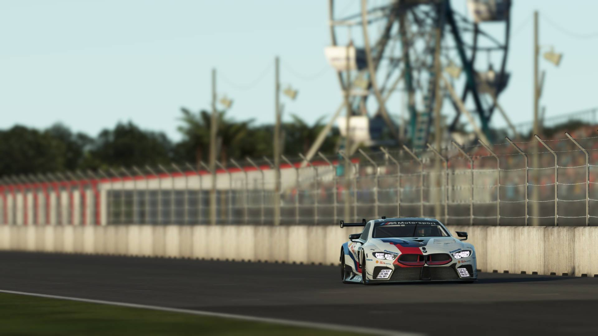 rFactor 2 Endurance Pack BMW M8 GTE preview 2