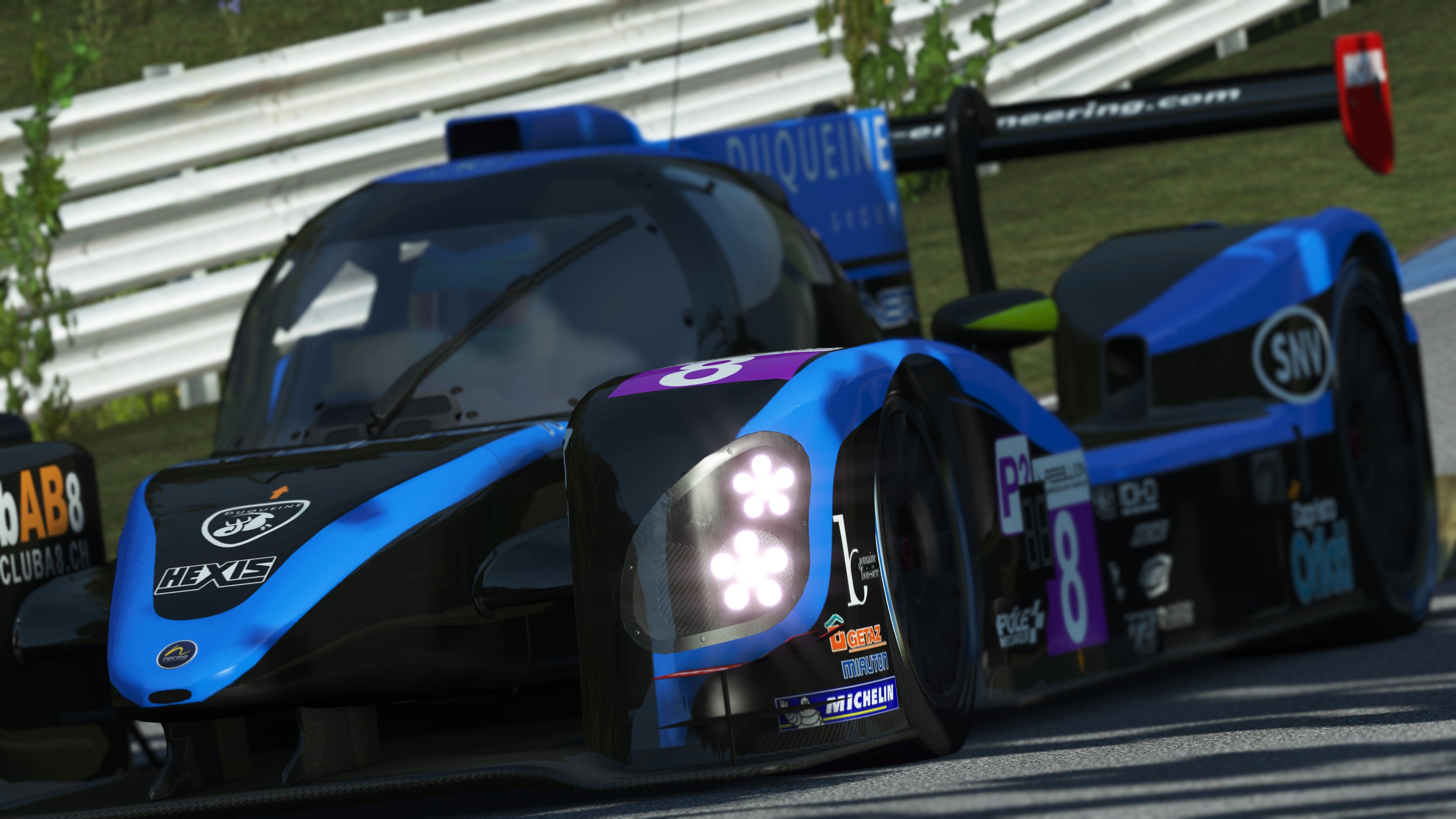 rFactor 2 Endurance Pack release Norma M30 1