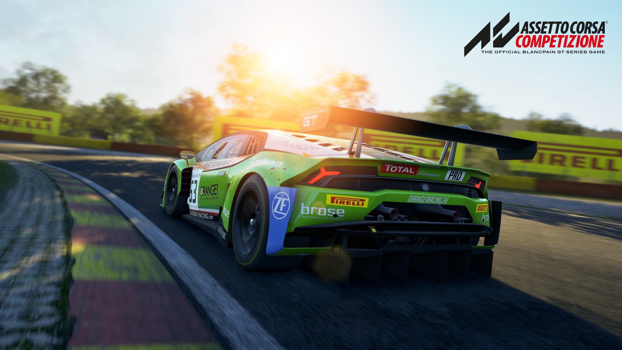 Assetto Corsa Competizione Release Date announcement preview 1
