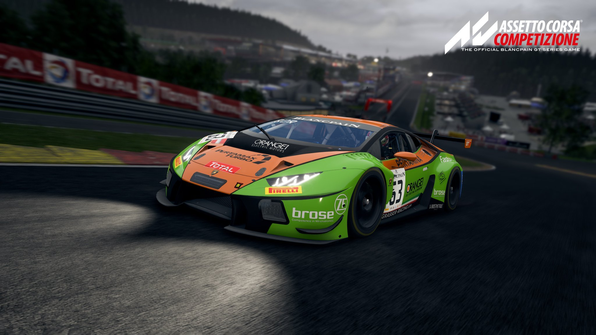Assetto Corsa Competizione Release Date announcement preview 2