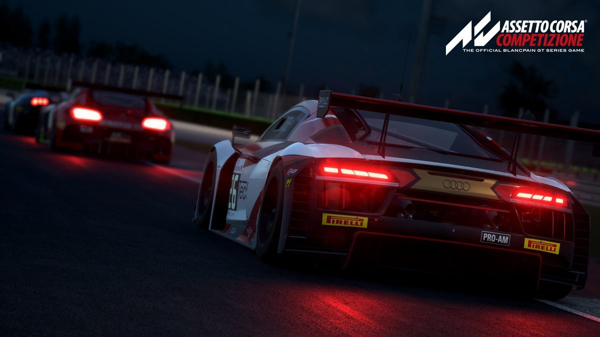 Assetto Corsa Competizione Release Date announcement preview 6
