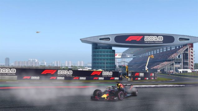F1 2018 gameplay trailer preview 1
