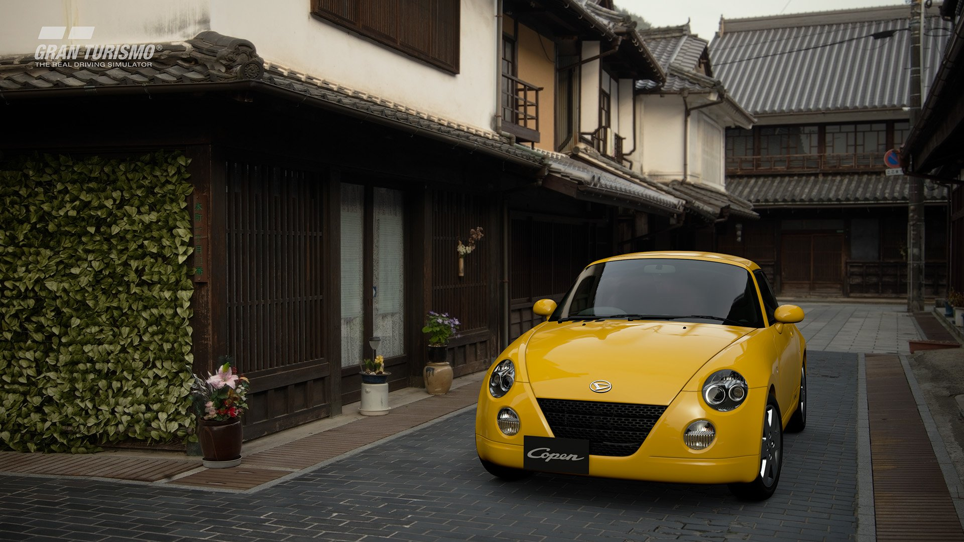 Gran Turismo Sport July update Daihatsu Copen Active Top '02 (N100) 1