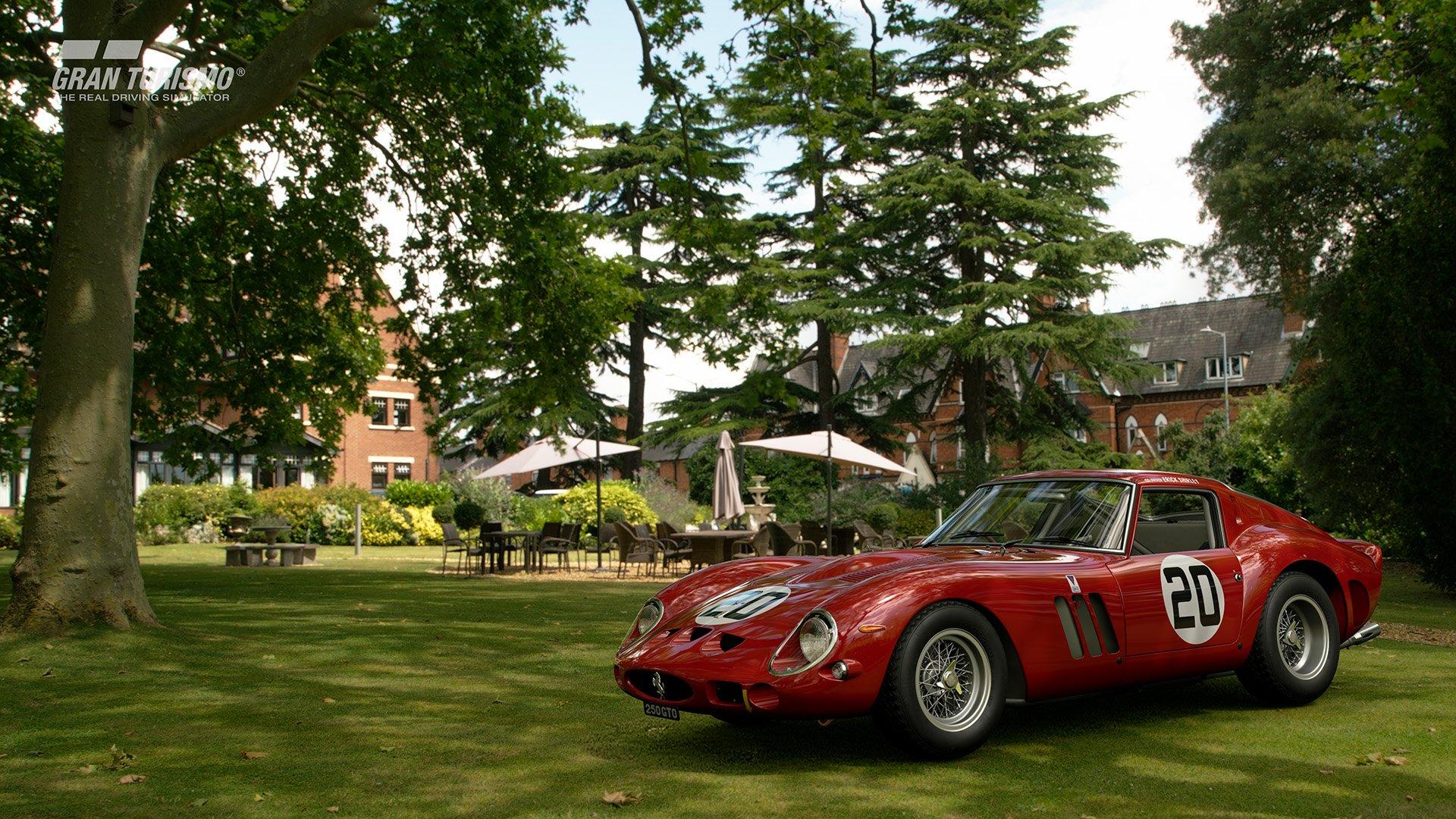 Gran Turismo Sport July update Ferrari 250 GTO CN.3729GT '62 (Gr.X) 1