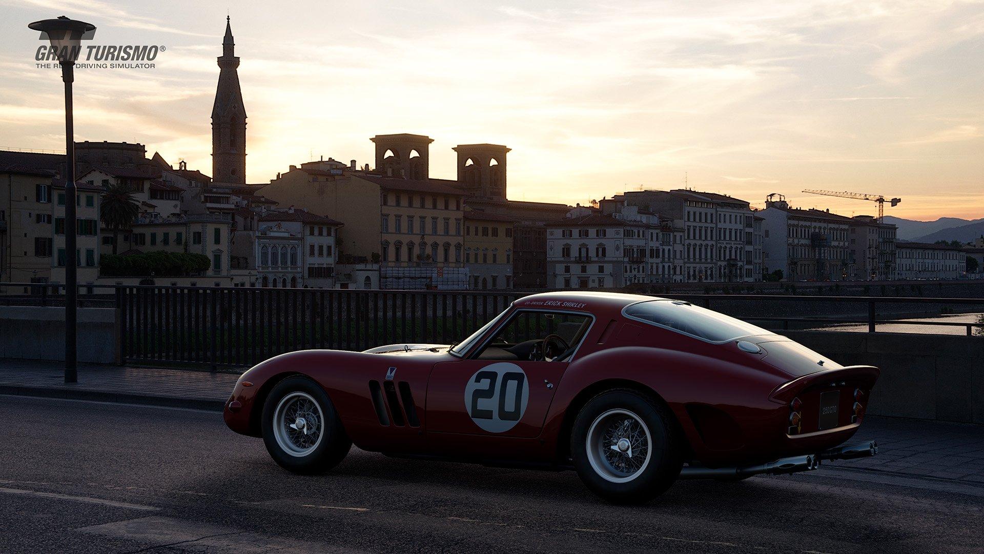 Gran Turismo Sport July update Ferrari 250 GTO CN.3729GT '62 (Gr.X) 3
