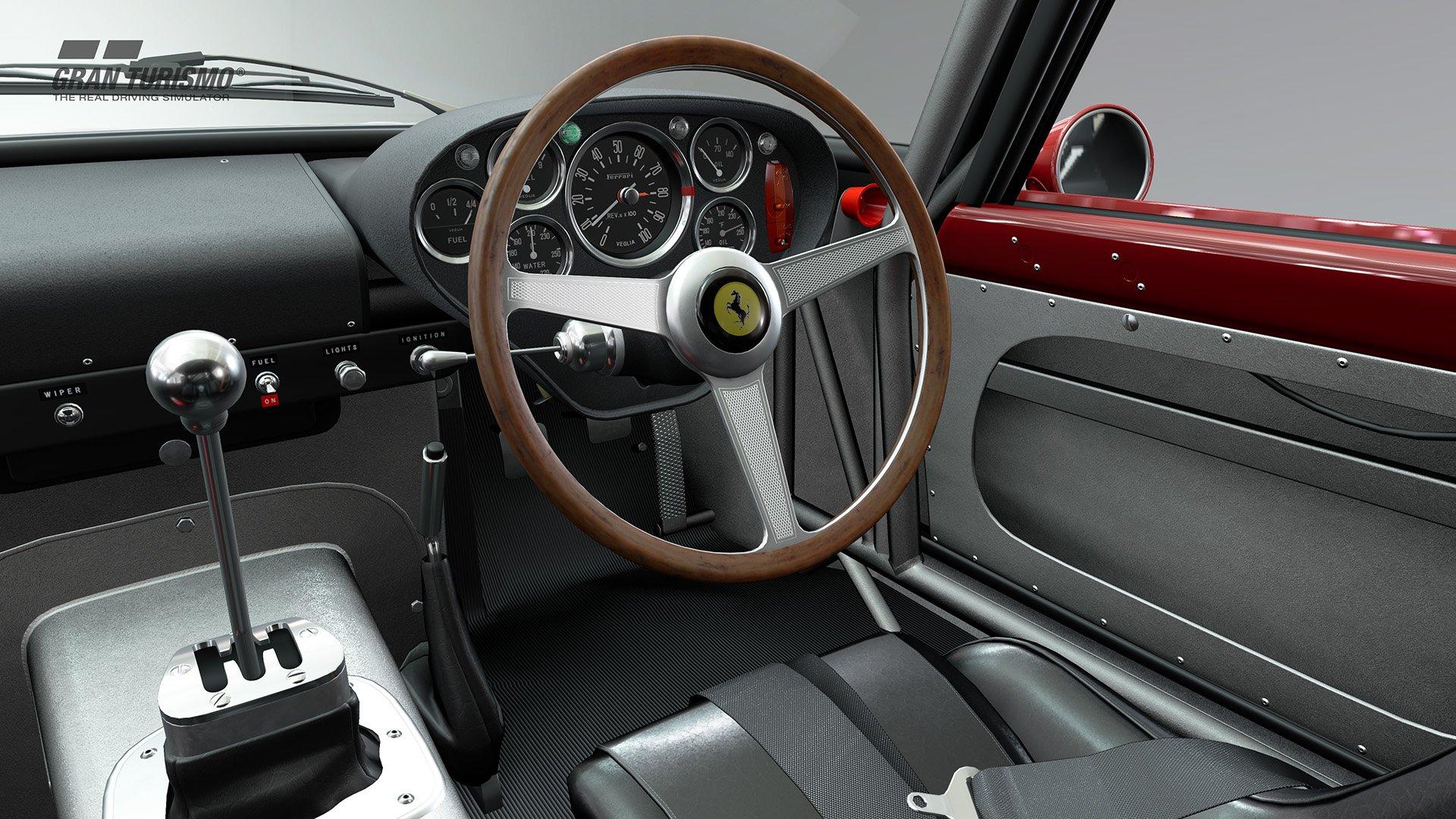 Gran Turismo Sport July update Ferrari 250 GTO CN.3729GT '62 (Gr.X) 4