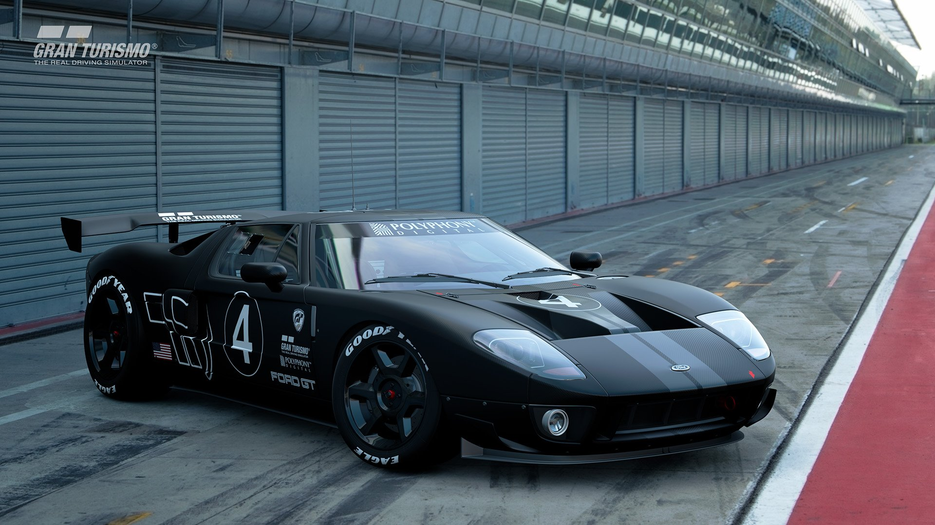 Gran Turismo Sport July update Ford GT LM Spec II Test Car (Gr.3) 3