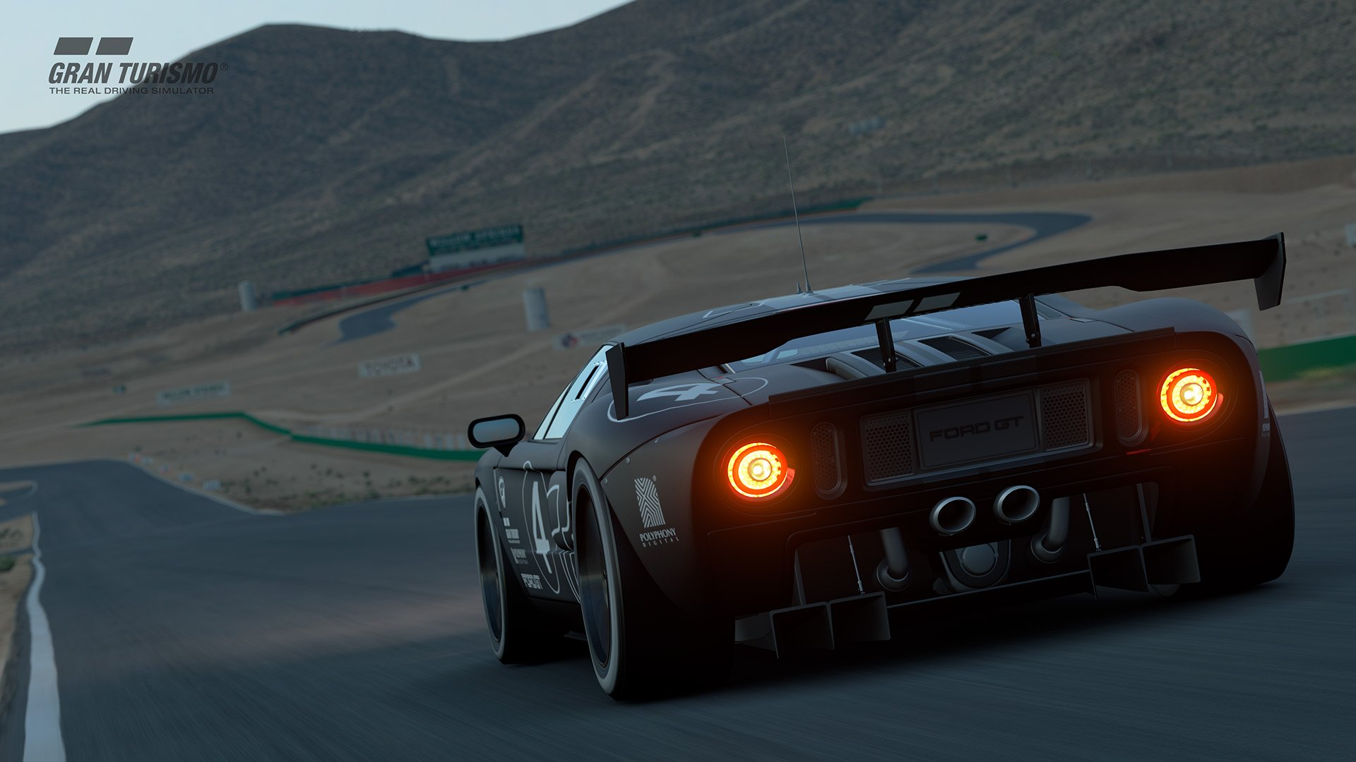 Gran Turismo Sport July update Ford GT LM Spec II Test Car (Gr.3) 4