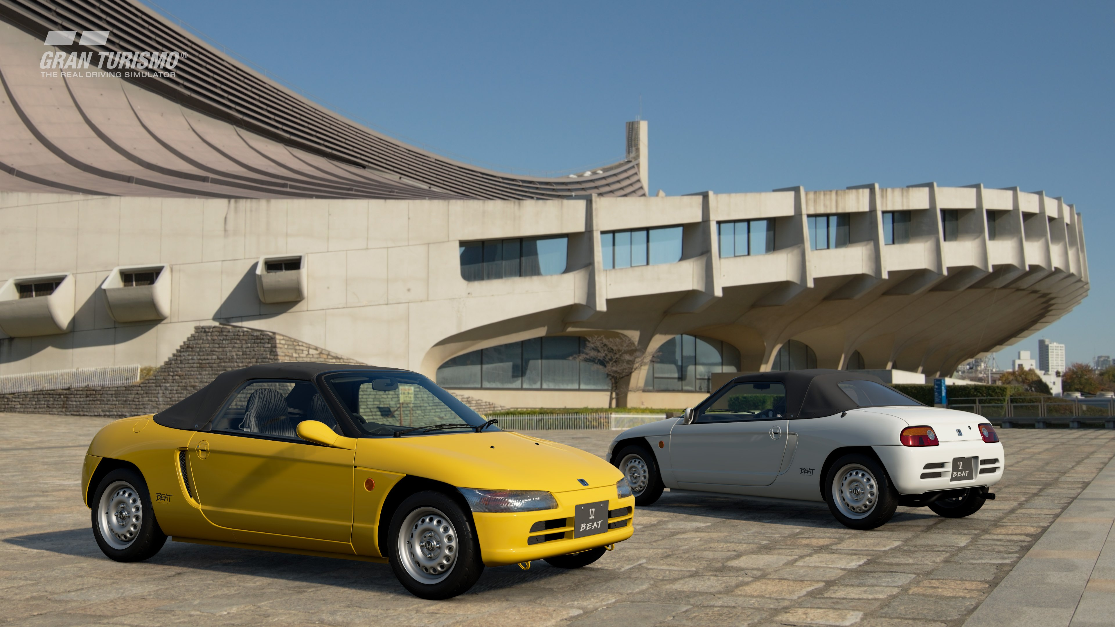 Gran Turismo Sport July update Honda Beat '91 (N100) 1