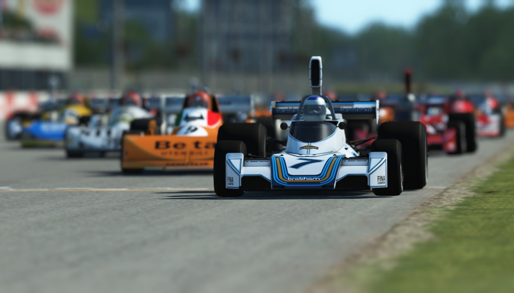 rFacotr 2 Brabham BT44b and March 761 release 1