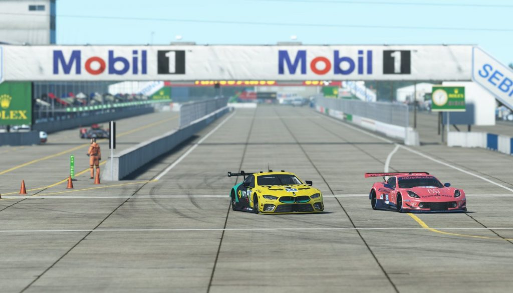 rFactor 2 July roadmap GT3 pack Sebring 1