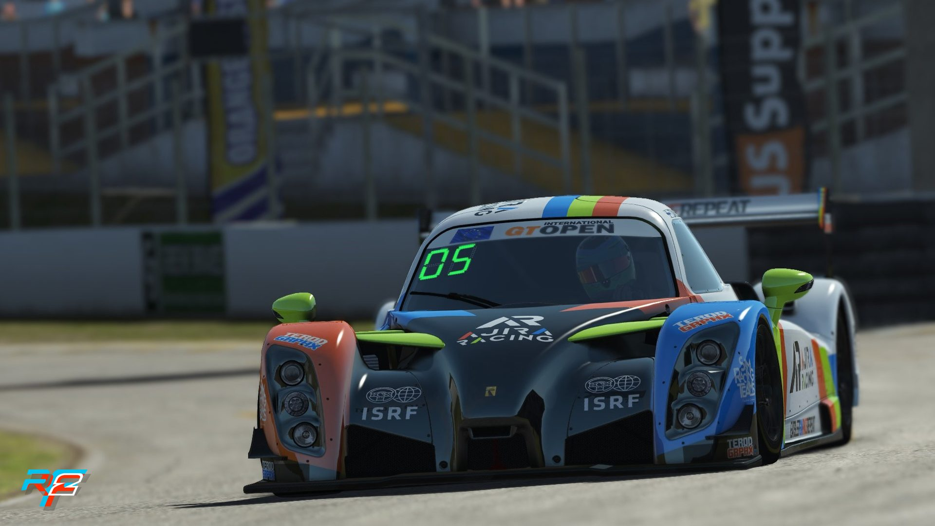 rFactor 2 July roadmap GT3 pack Sebring 2