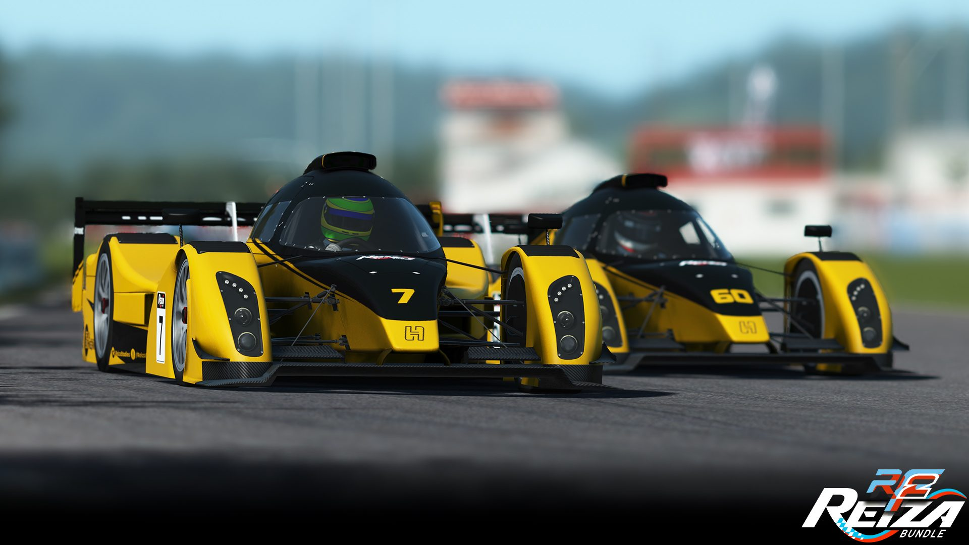 rFactor 2 July roadmap Reiza pack 1