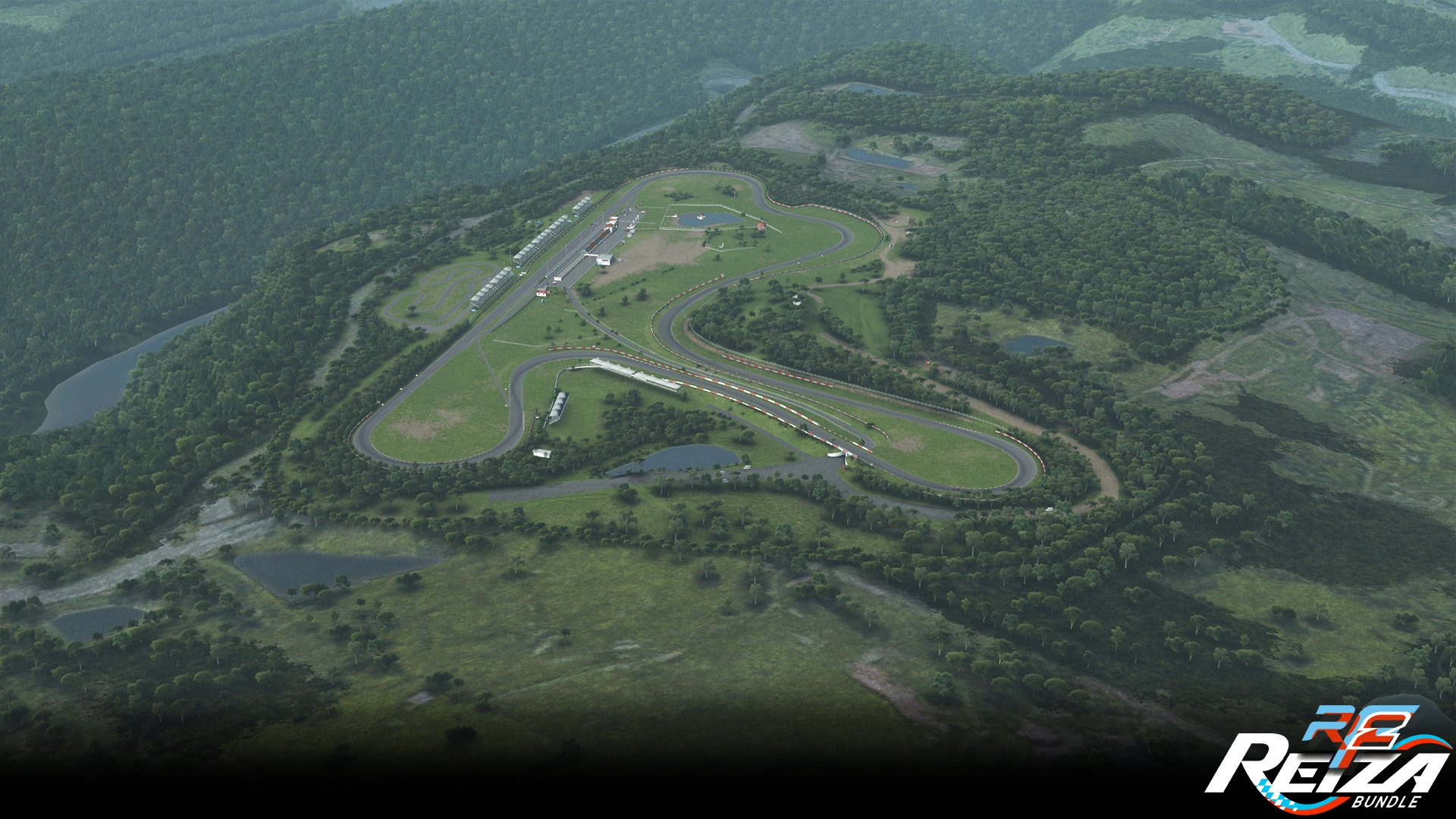 rFactor 2 July roadmap Reiza pack 2