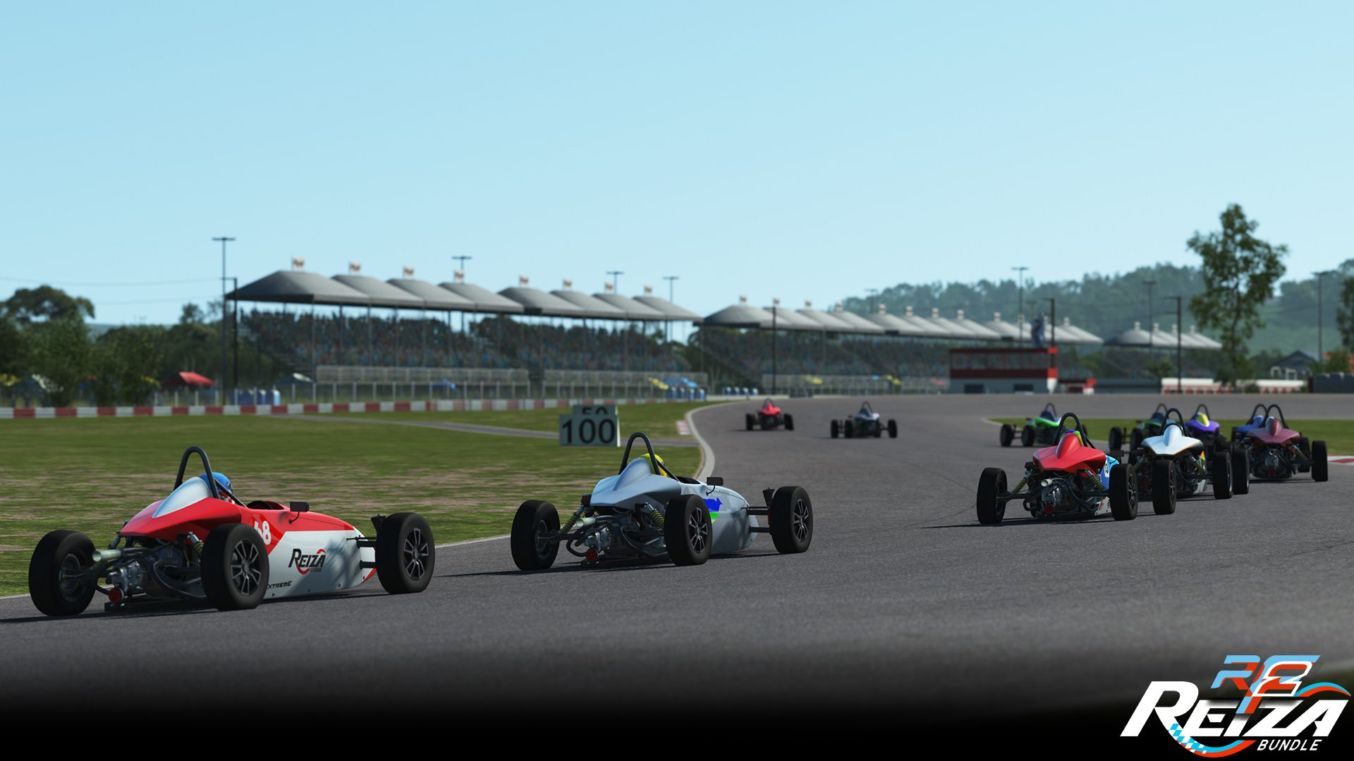 rFactor 2 July roadmap Reiza pack 3