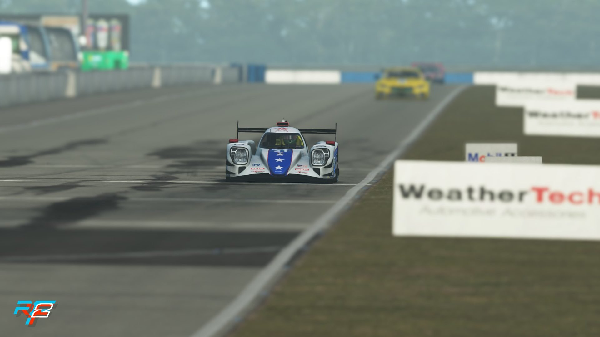 rFactor 2 July roadmap endurance pack Sebring 1
