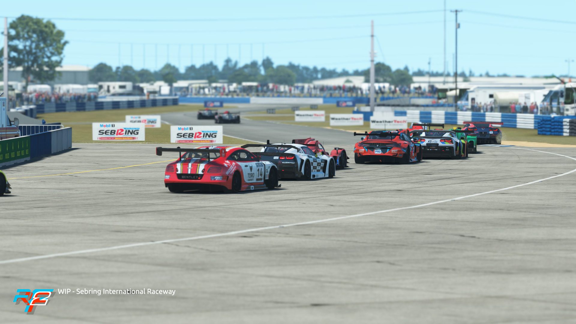 rFactor 2 June roadmap udpate Sebring 1