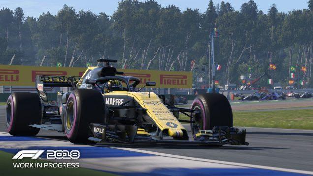 F1 2018 Renault