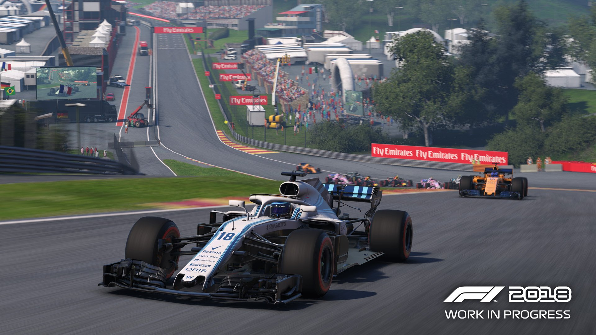 F1 2018 release day preview 2