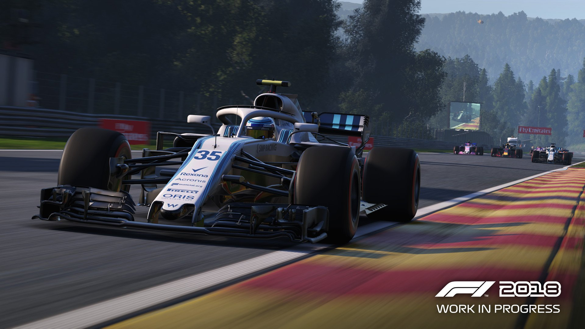 F1 2018 release day preview 4