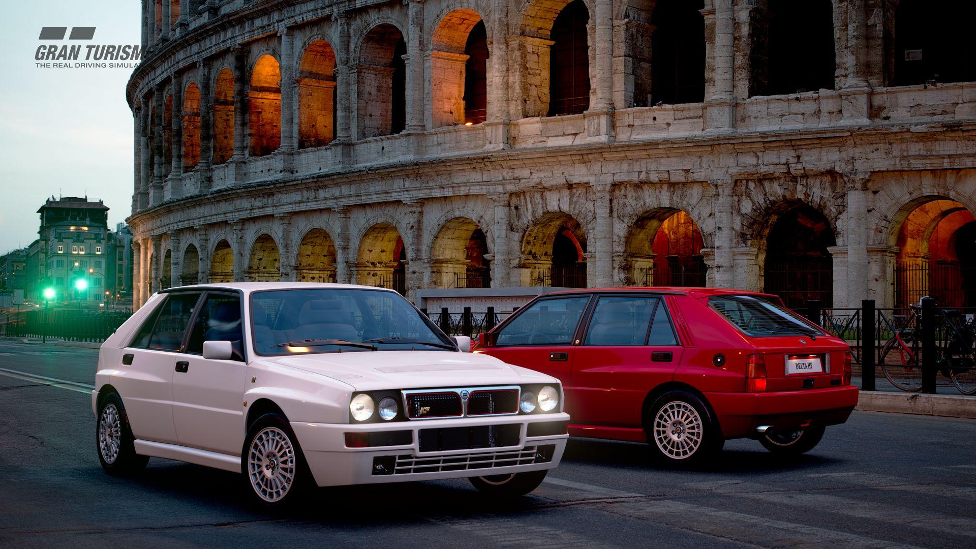 Gran Turismo Sport August Update Lancia DELTA HF Integrale Evoluzione '91 (N200) 1