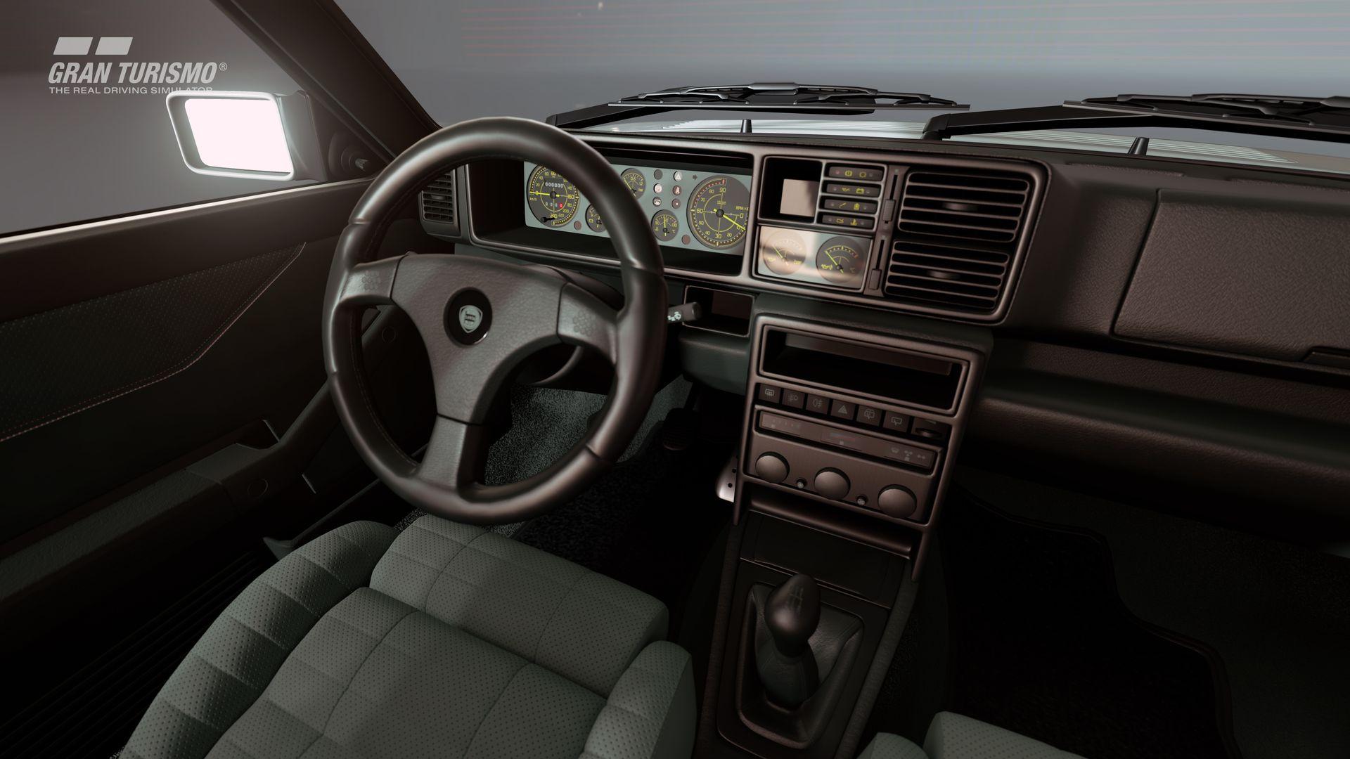 Gran Turismo Sport August Update Lancia DELTA HF Integrale Evoluzione '91 (N200) 2