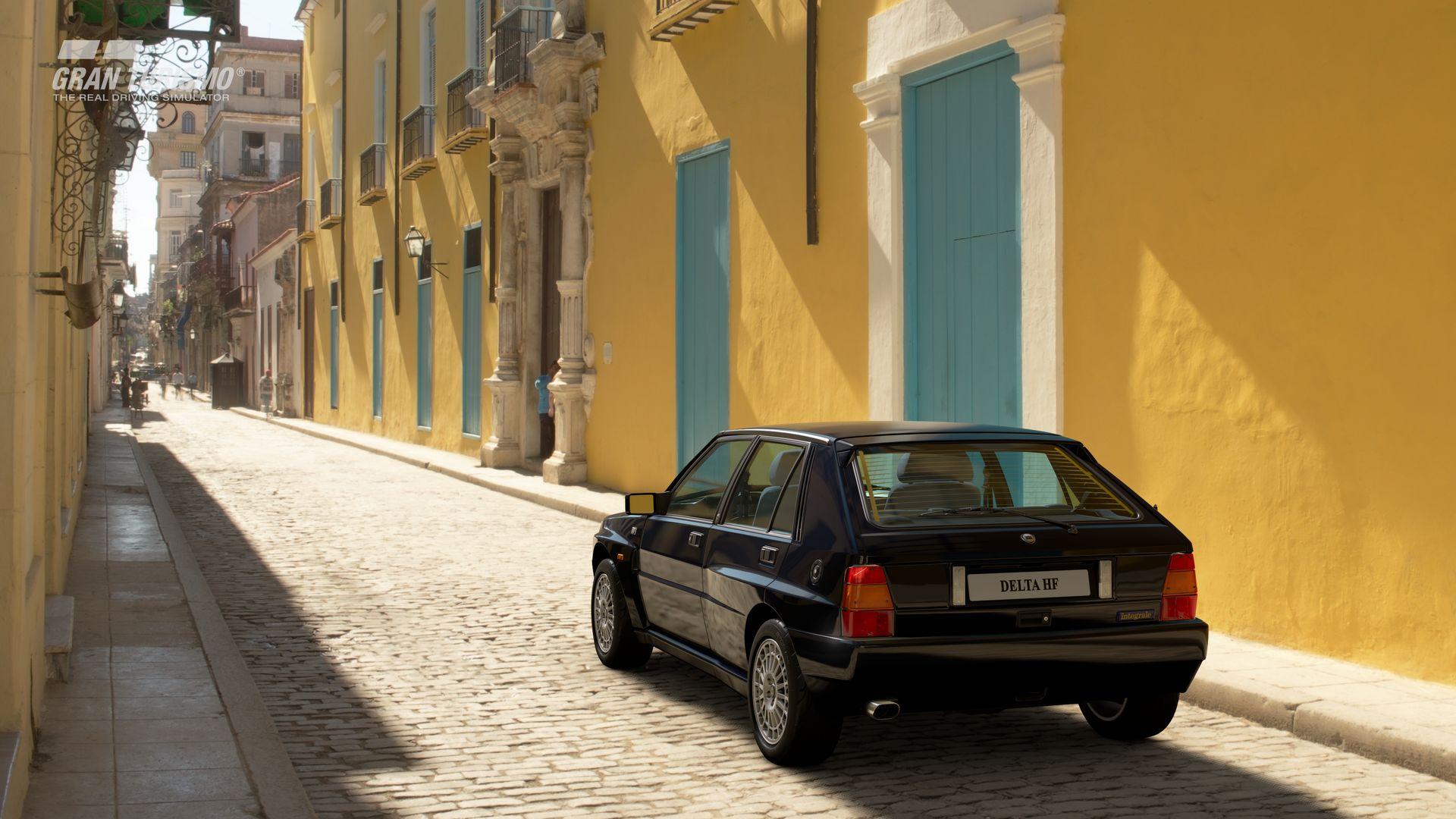 Gran Turismo Sport August Update Lancia DELTA HF Integrale Evoluzione '91 (N200) 3