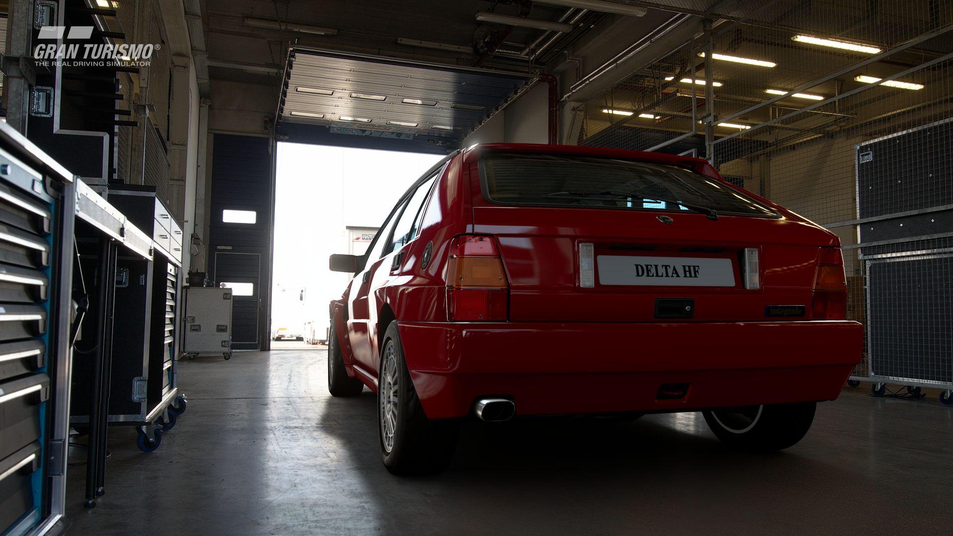 Gran Turismo Sport August Update Lancia DELTA HF Integrale Evoluzione '91 (N200) 4