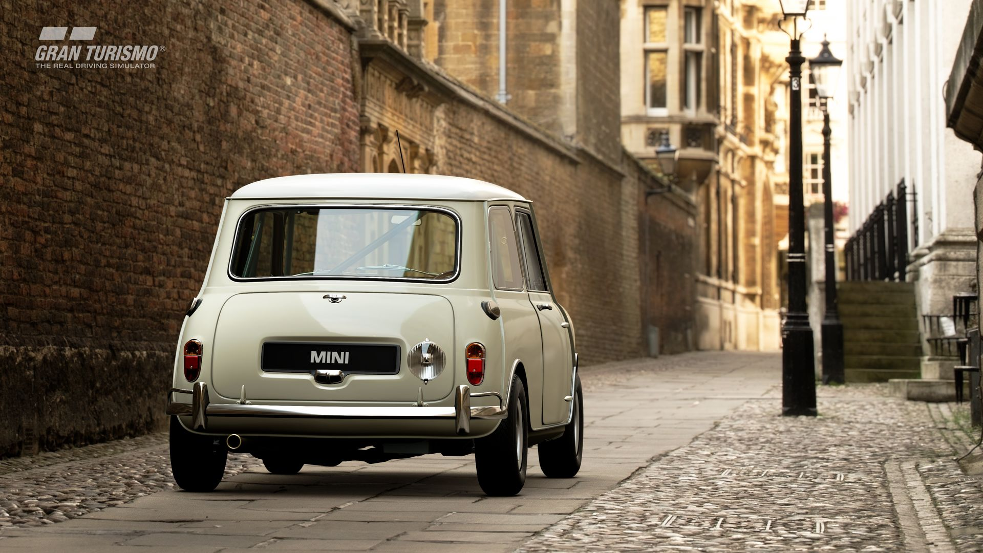 Gran Turismo Sport August Update Mini-Cooper 'S' '65 (N100) 3
