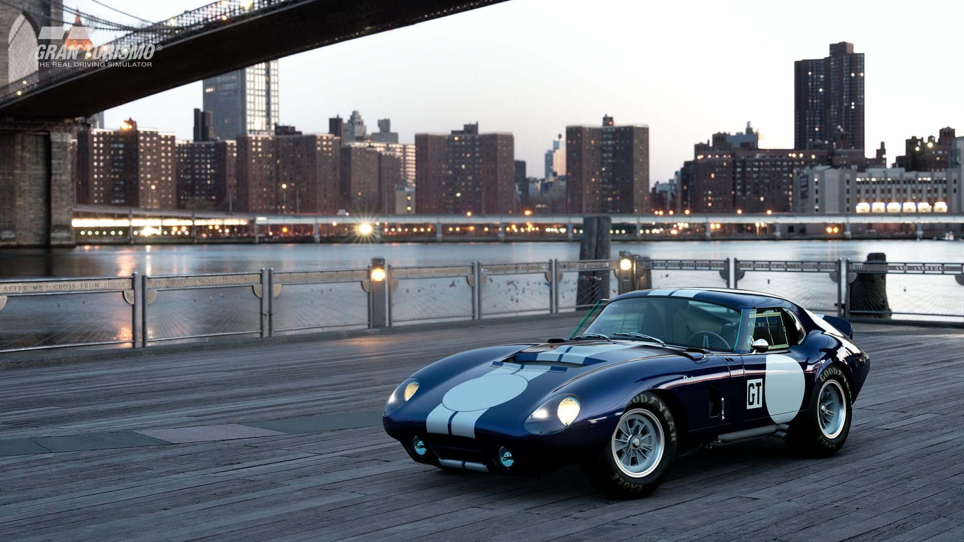 Gran Turismo Sport August Update Shelby Cobra Daytona Coupe '64 (Gr.X) 1