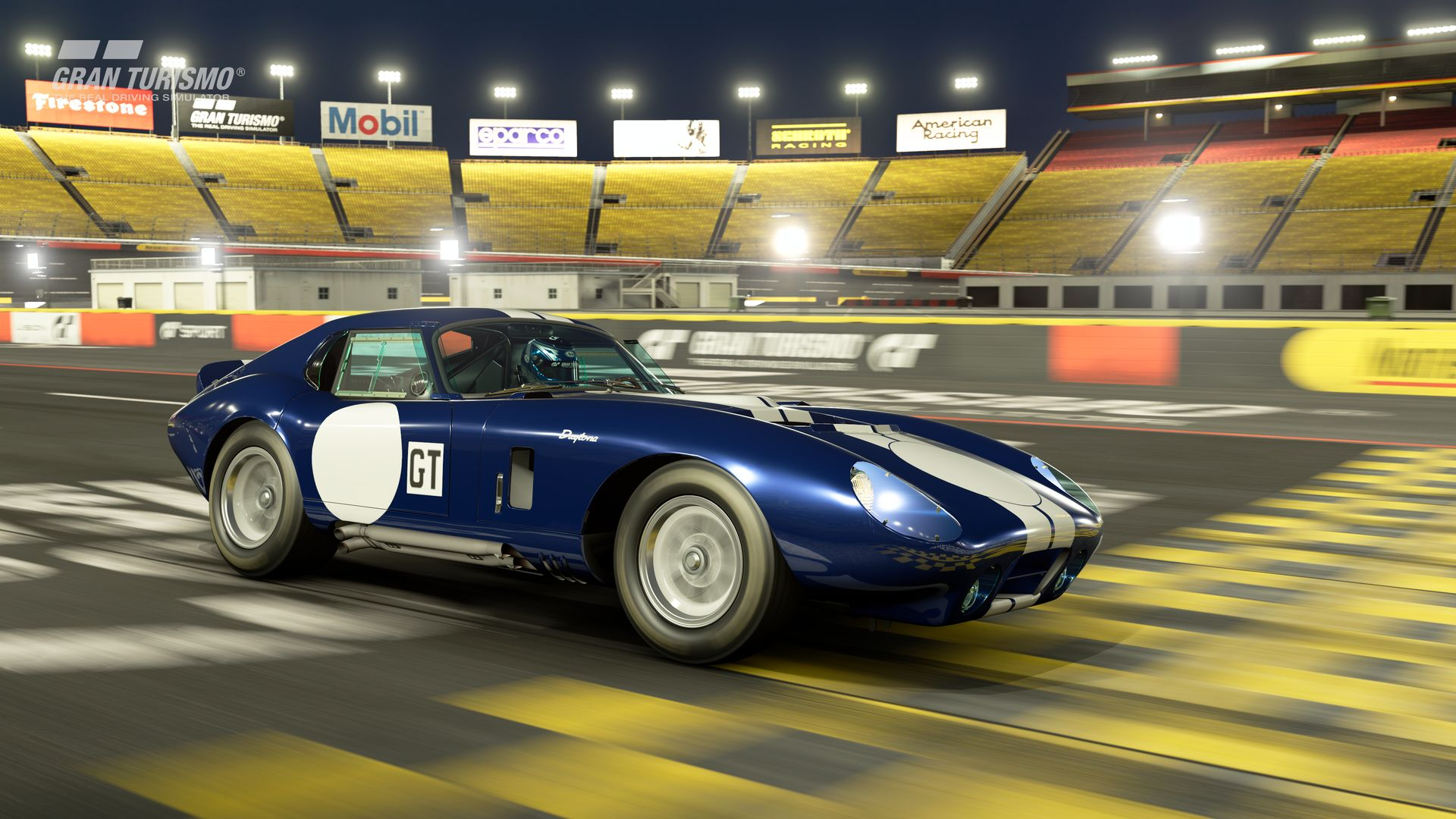 Gran Turismo Sport August Update Shelby Cobra Daytona Coupe '64 (Gr.X) 2