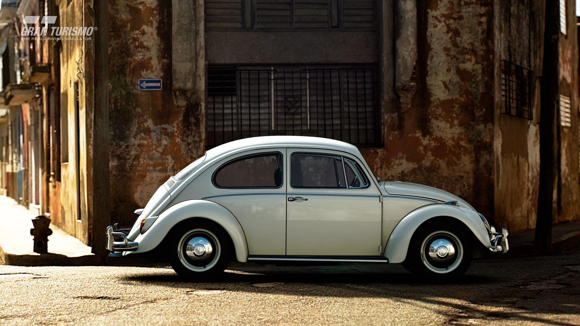 Gran Turismo Sport August Update Volkswagen 1200 '66 (N100) 4