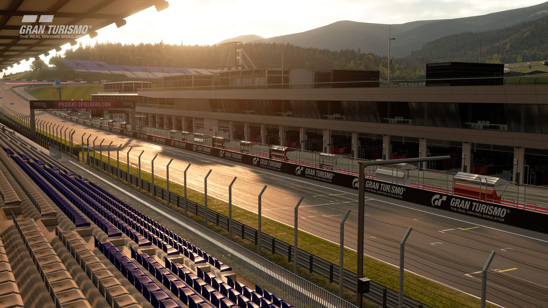 Gran Turismo Sport Red Bull Ring 1