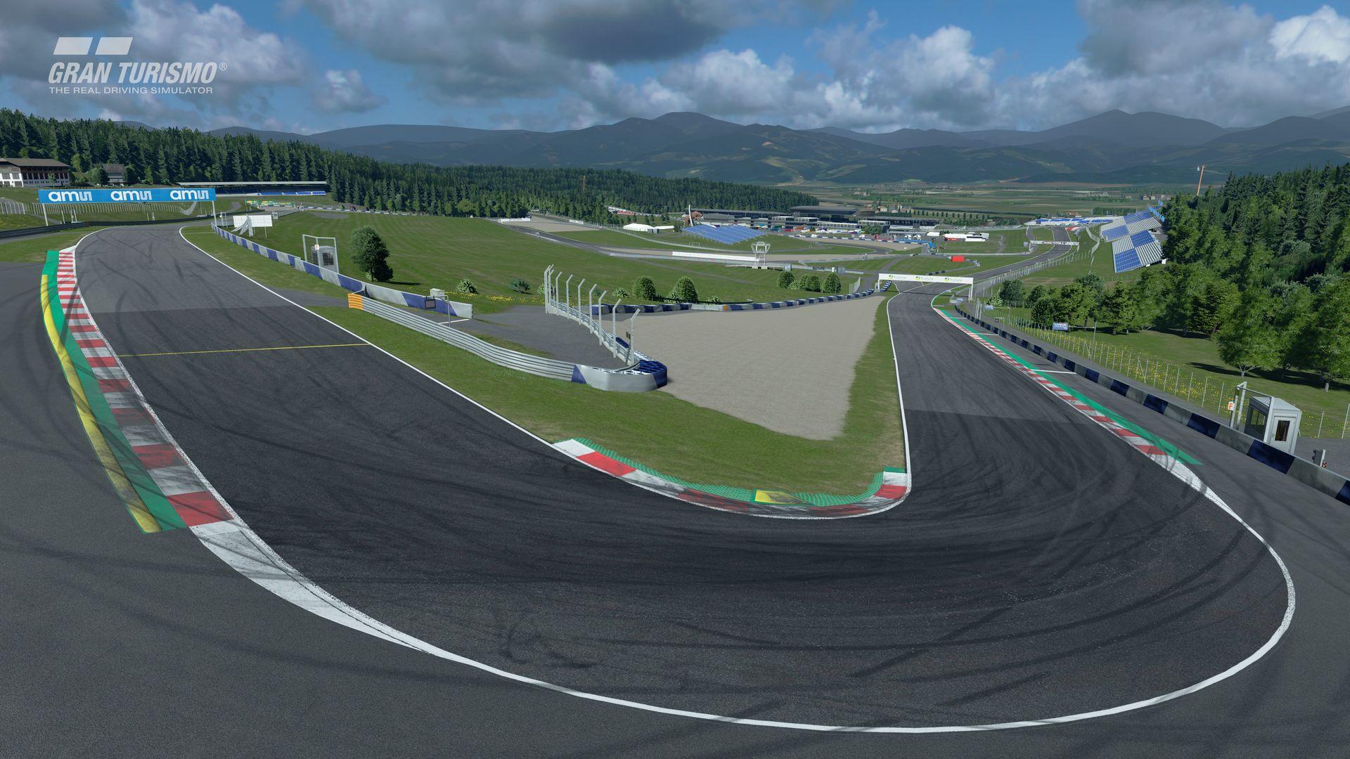 Gran Turismo Sport Red Bull Ring 2