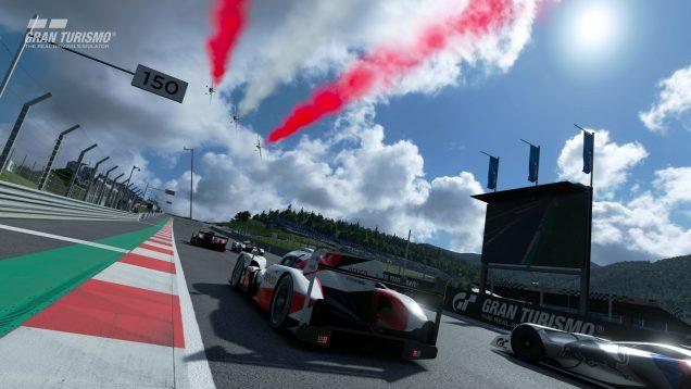 Gran Turismo Sport Red Bull Ring 3