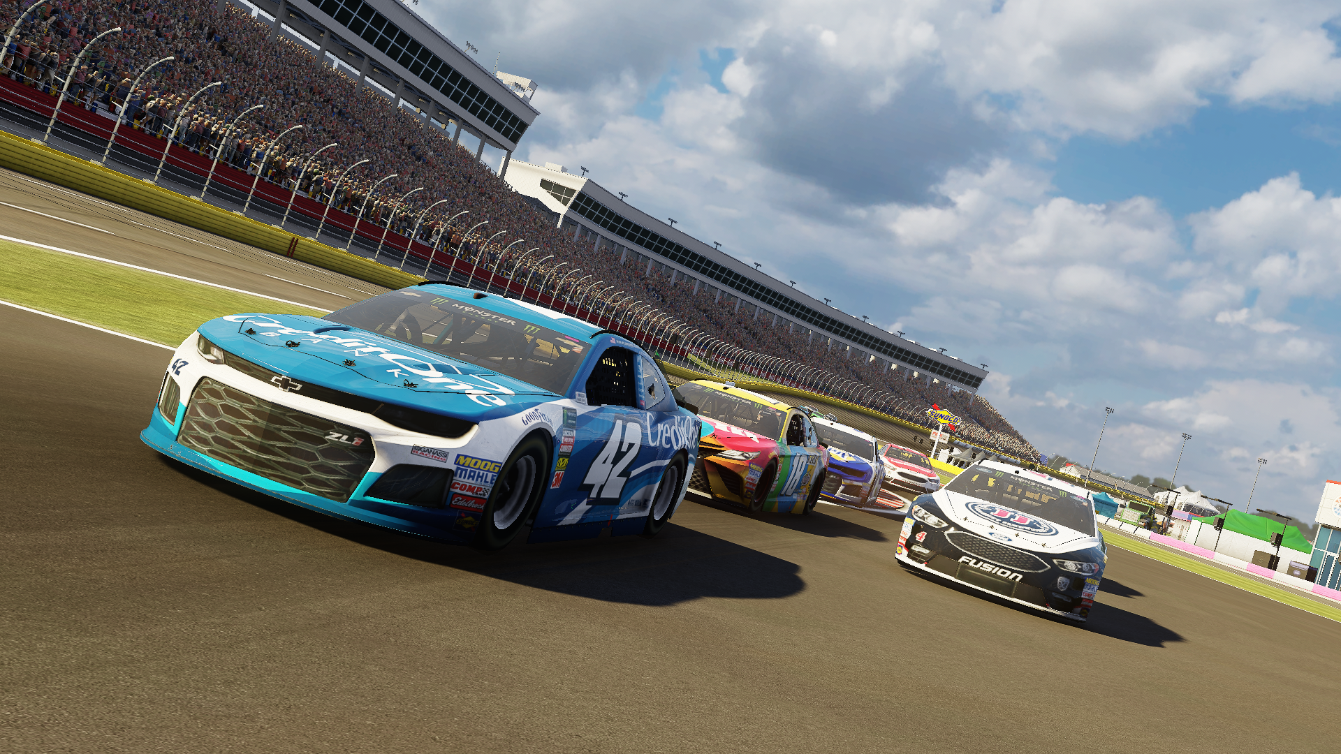 NASCAR Heat 3 preview 1