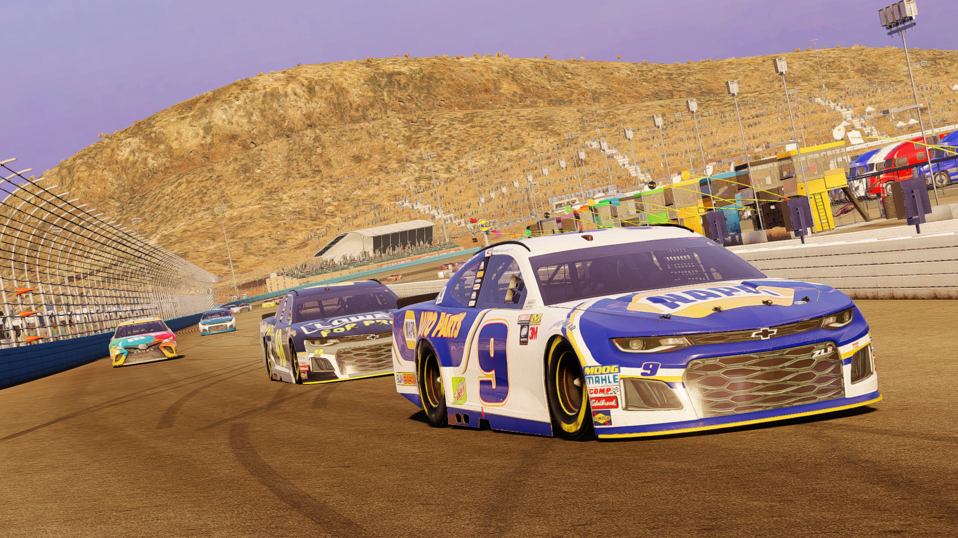 NASCAR Heat 3 preview 2