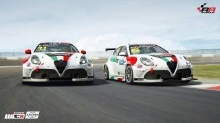 RaceRoom Alfa Romeo Giulietta TCR preview 1