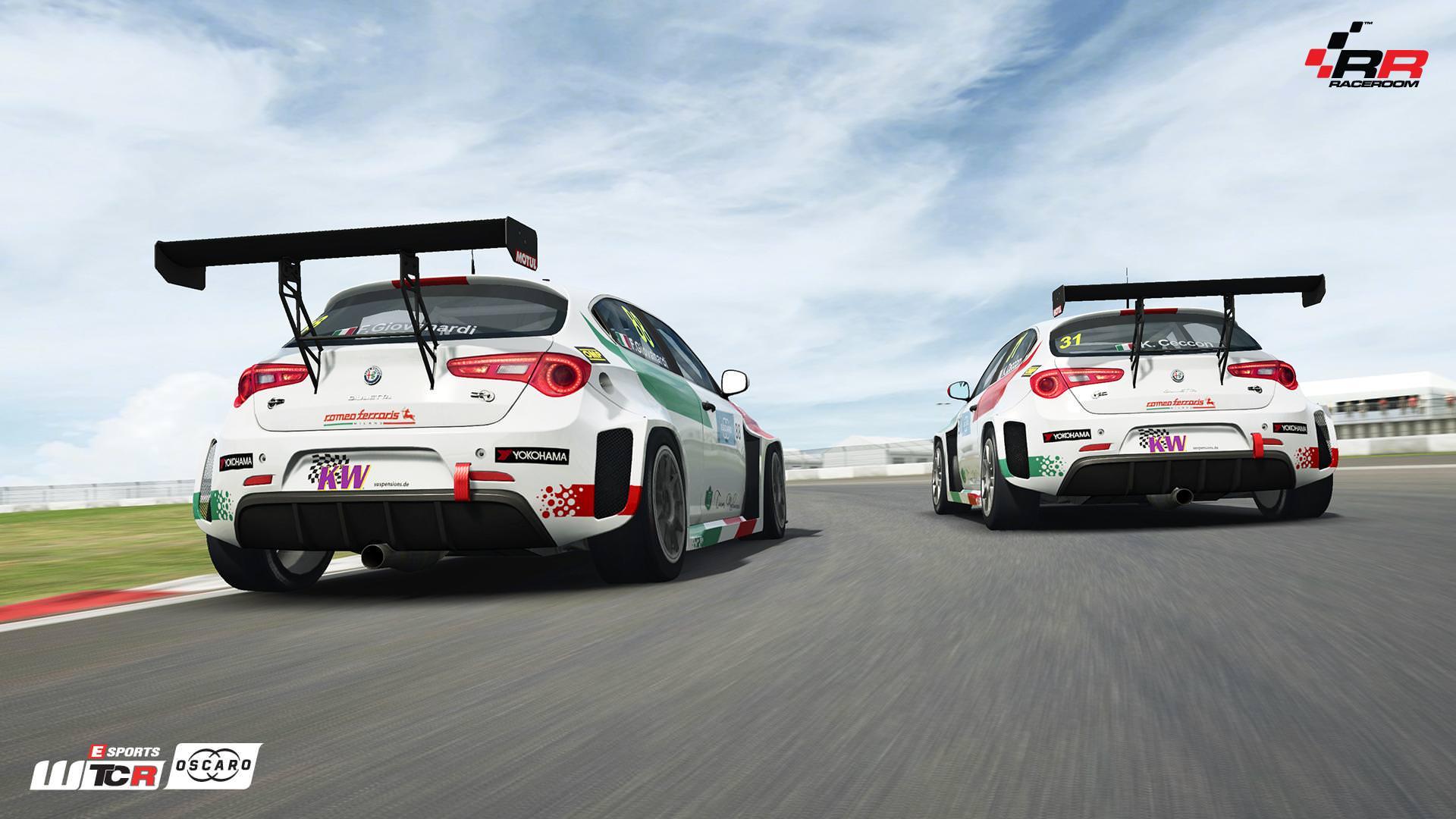 RaceRoom Alfa Romeo Giulietta TCR preview 2