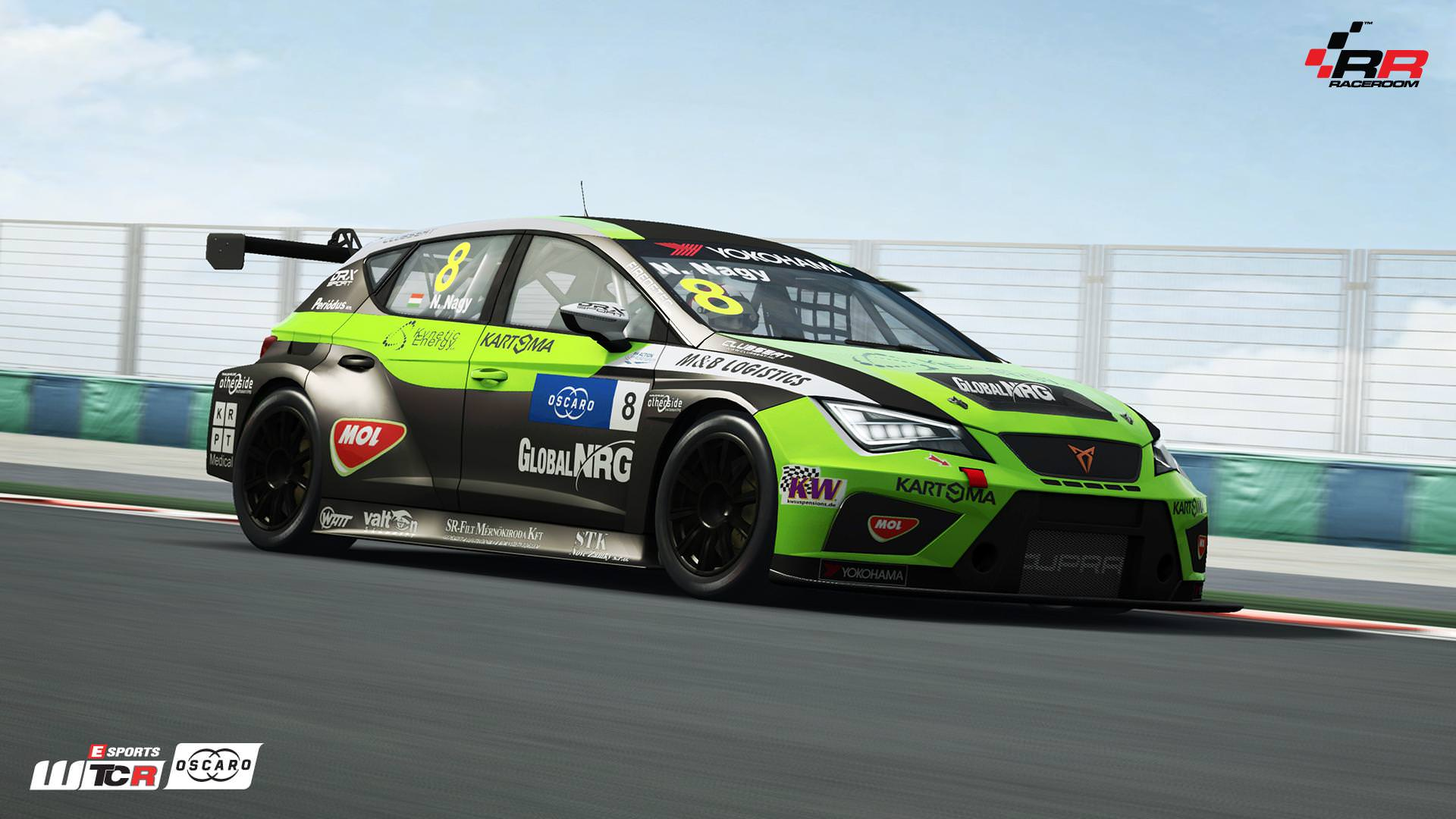 RaceRoom Cupra Leon TCR preview 1