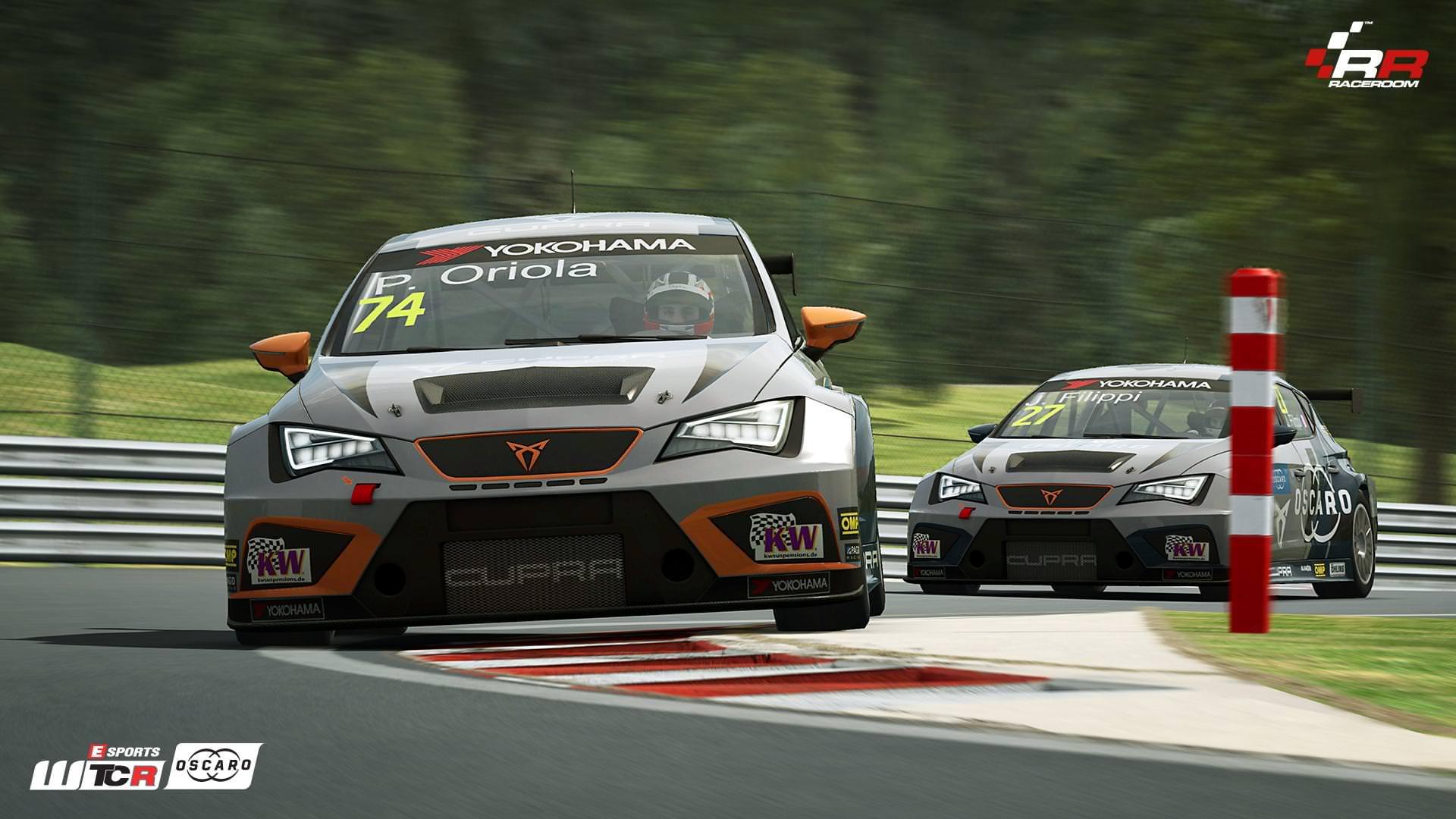 RaceRoom Cupra Leon TCR preview 2