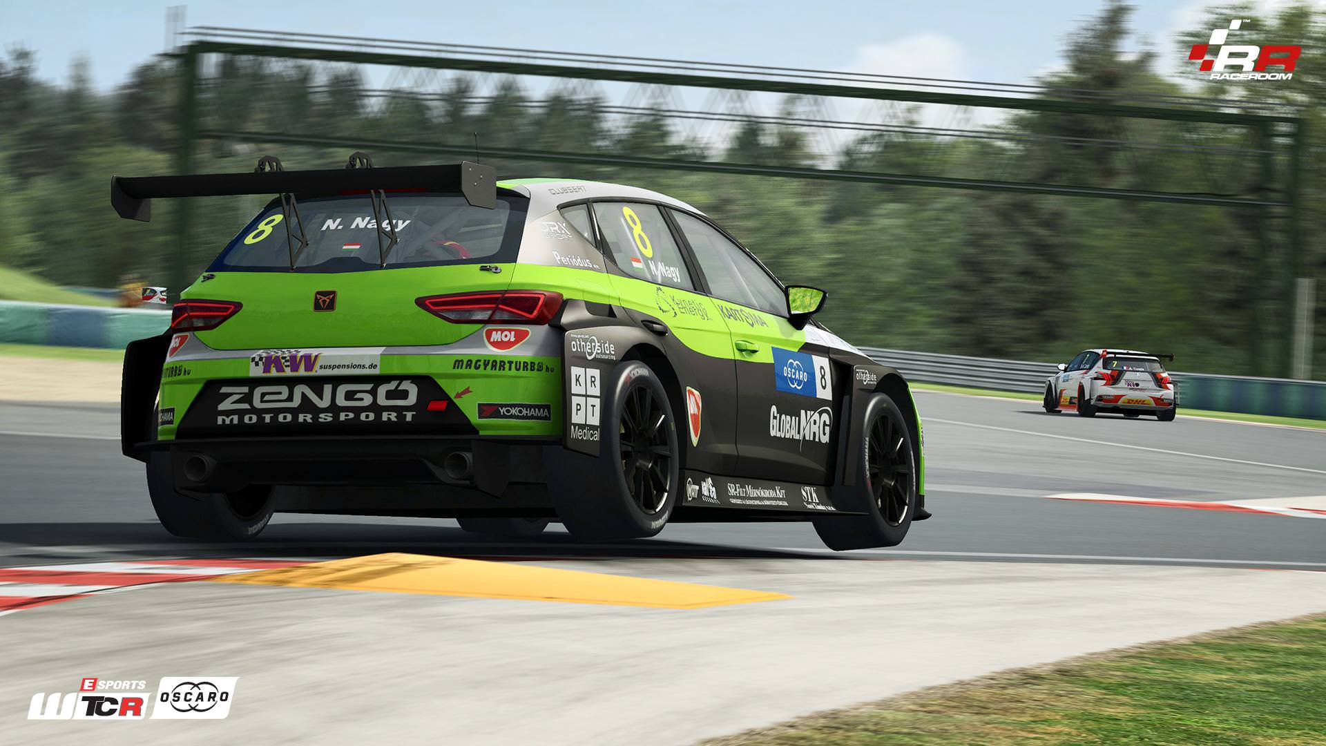 RaceRoom Cupra Leon TCR preview 3