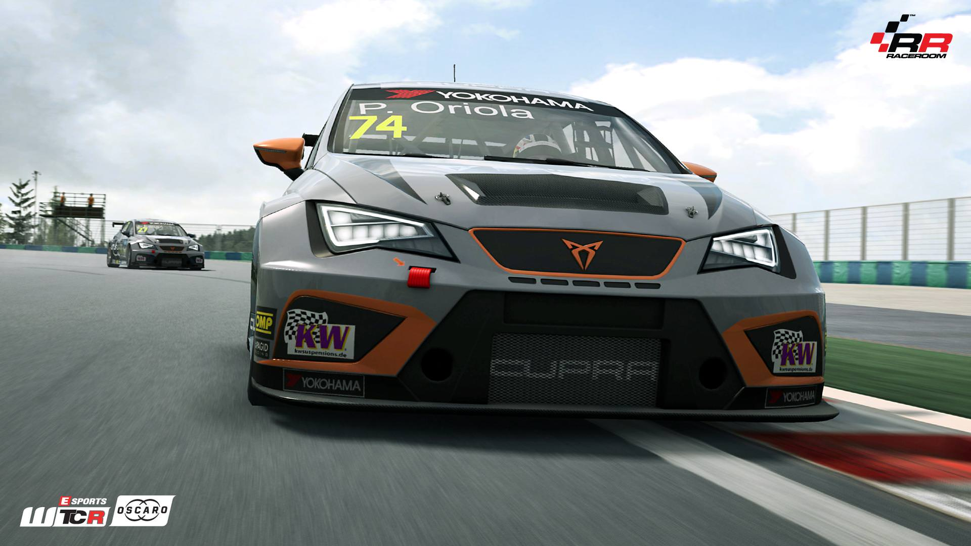 RaceRoom Cupra Leon TCR preview 4