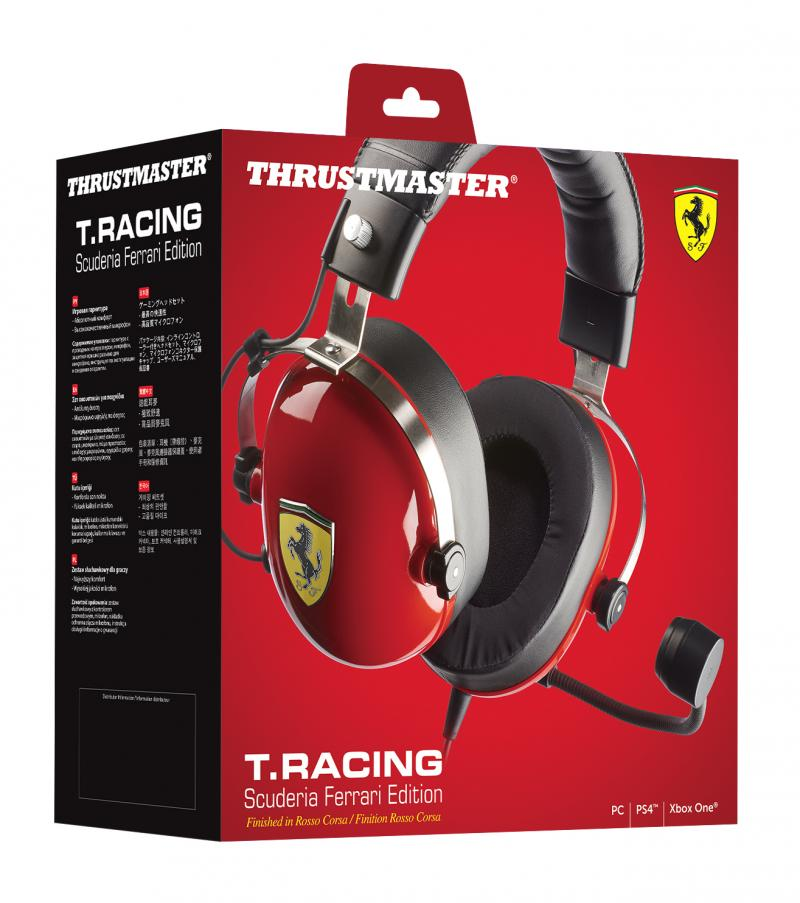 Thrustmaster T.Racing Scuderia Ferrari Edition 1